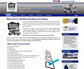 Gauthier Roofing and Siding
