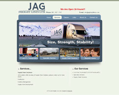 JAG Freight Lines