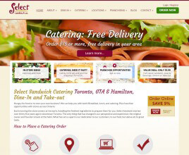 Select Food Services Inc