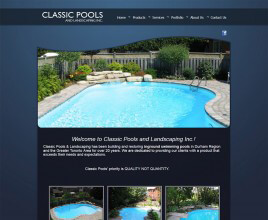 Classic Pools and Landscaping