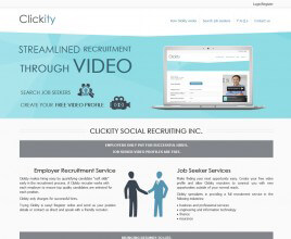 Clickity Social Recruiting