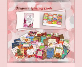 Magnetic Greeting Cards