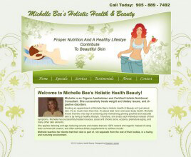 Michelle Bee Holistic Health and Beauty